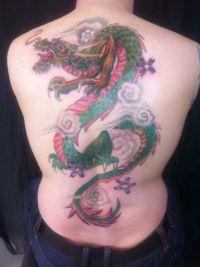 china-drachen