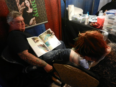 Jacksonville Tattoo Convention 2013
